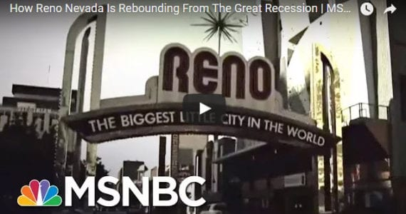 How Reno is Rebounding – CNBC