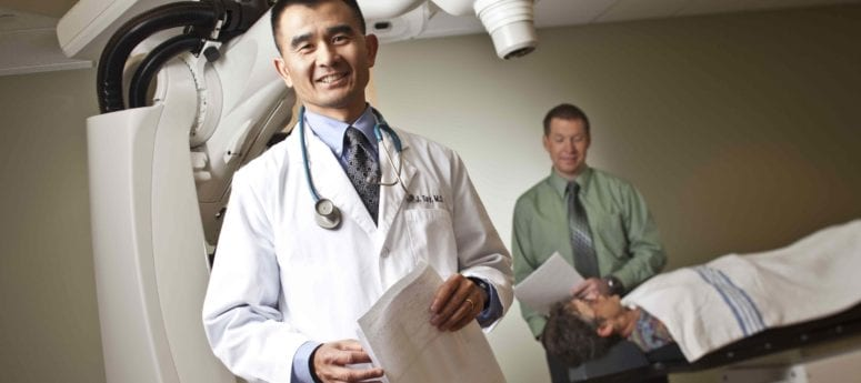 Treating Prostate Cancer with CyberKnife Technology