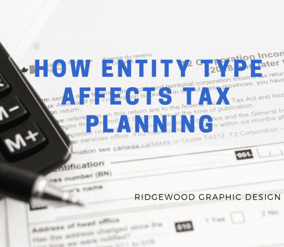 How Entity Type Affects Tax Planning for Owner-Employees