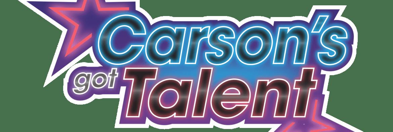 Carson's Got Talent