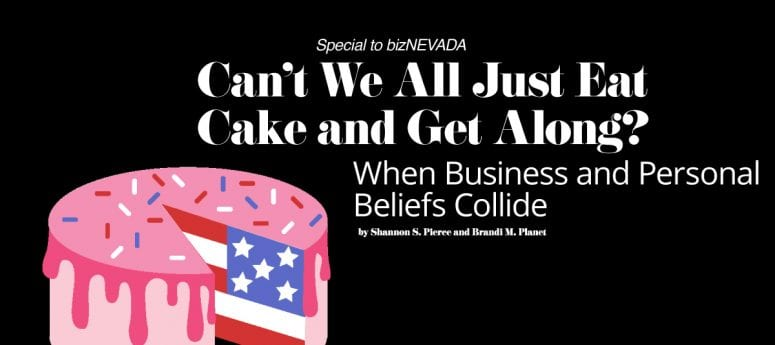 When Business and Personal Beliefs Collide
