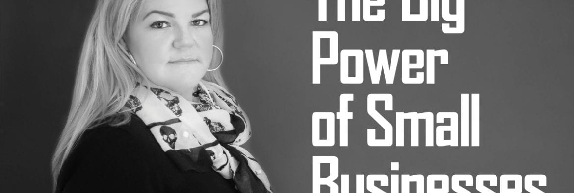 The Big Power of Small Businesses 1