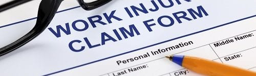 7 Common Workers Compensation Claim Injuries